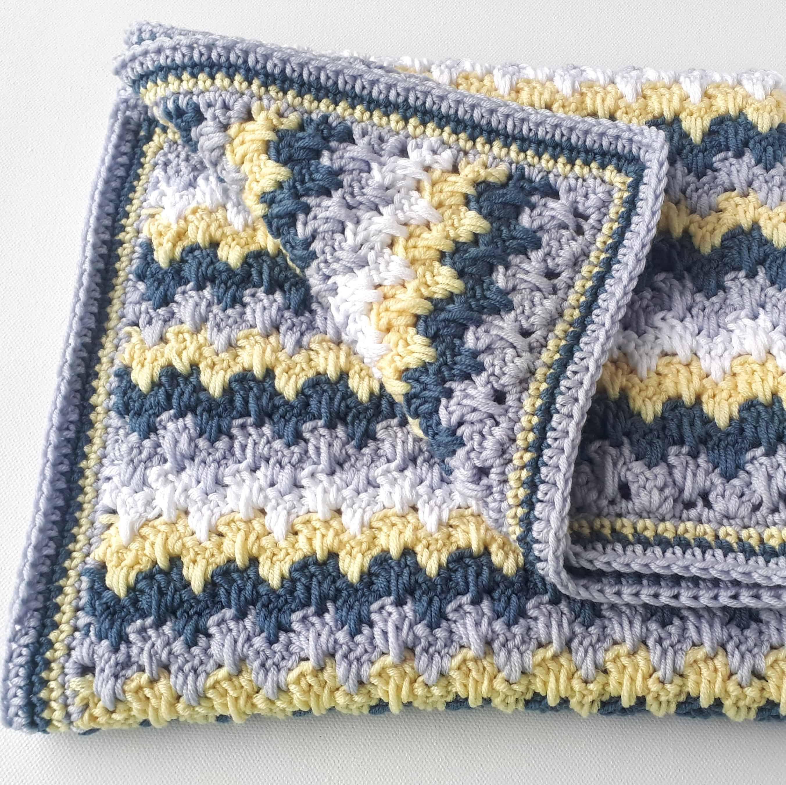 Poppys Blanket Free Crochet Pattern Annie Design Crochet